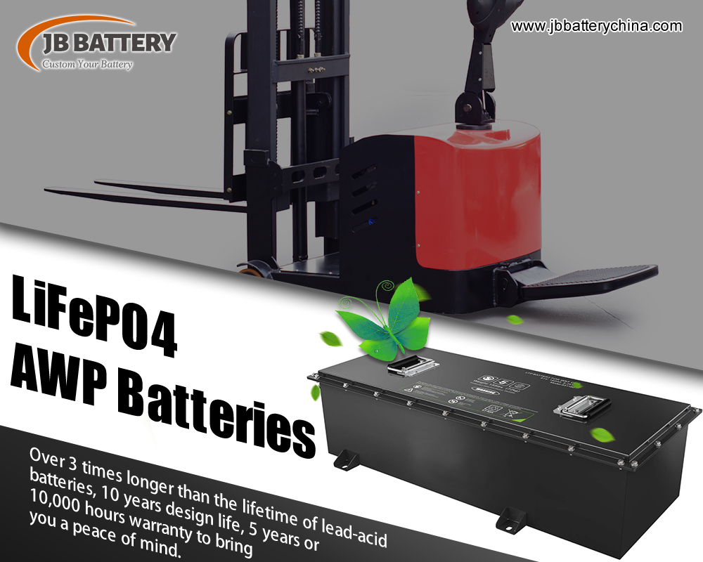 How Does A Deep Cycle Replacement LiFePO4 Golf Cart Battery Pack Work?