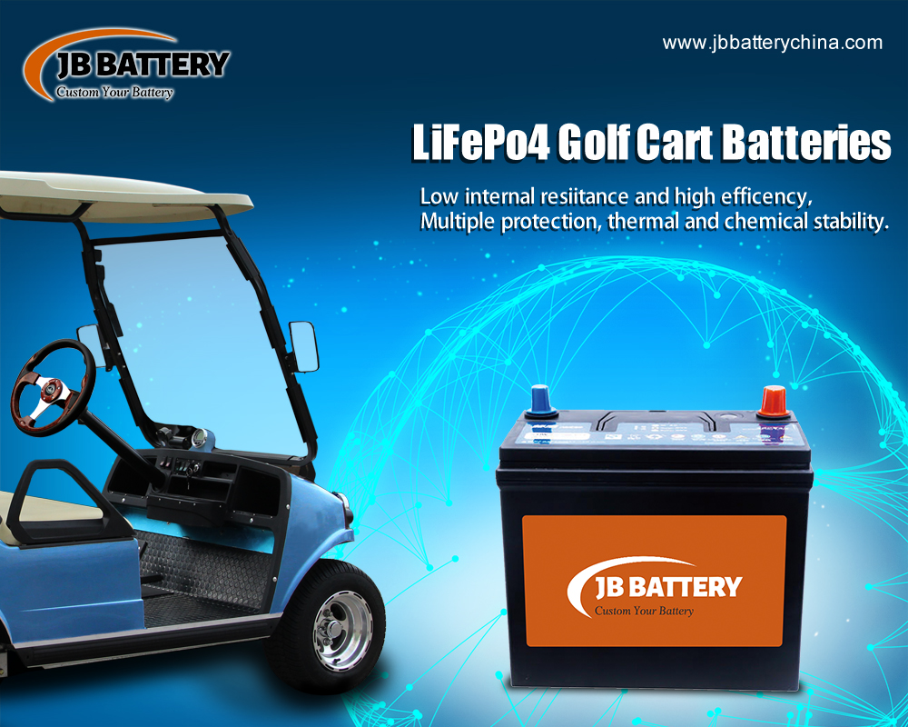 China LifePO4 Golf Cart Battery Pack Manufacturer (34)