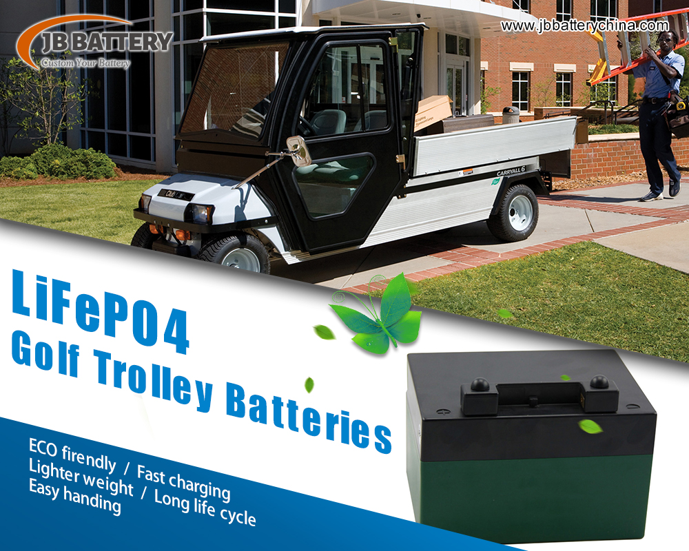 Is 72v 100ah LiFePO4 The Same As Lithium Ion Golf Cart Battery?