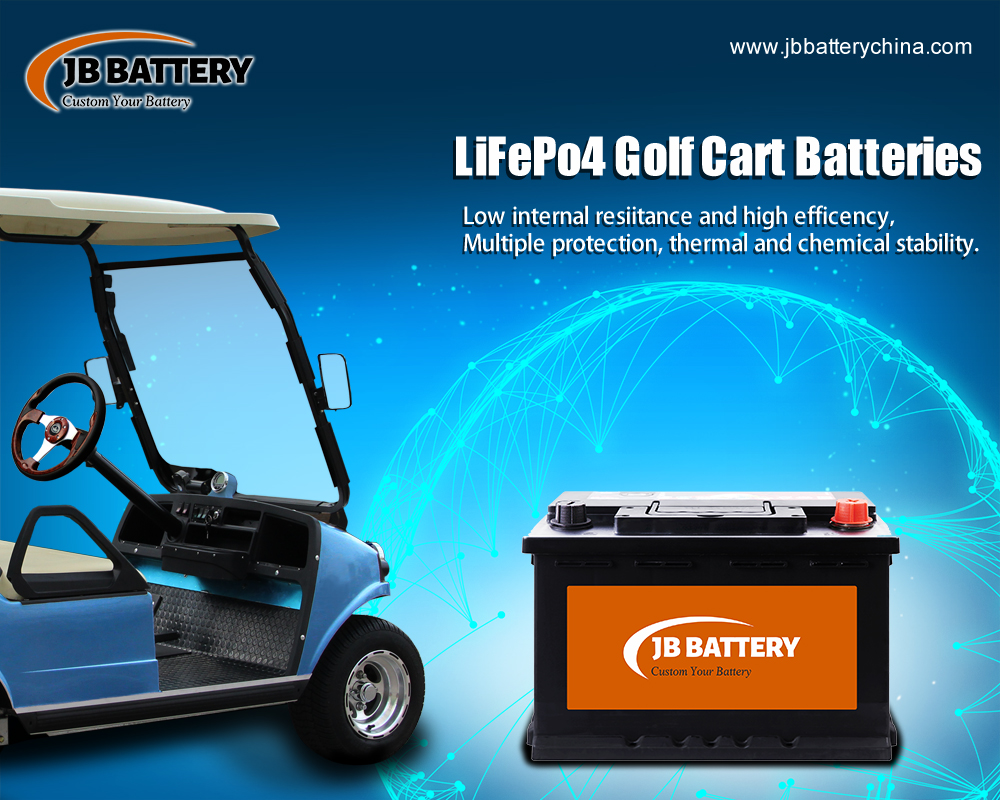 What Are The Maintenance Techniques For 48 Volt 105Ah Lithium Ion Golf Cart Deep Cycle Battery Pack?