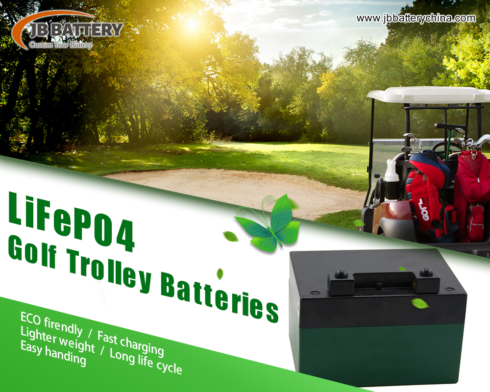 What Are The Components Of 24v 45ah Lithium Ion Golf Cart Battery Pack?