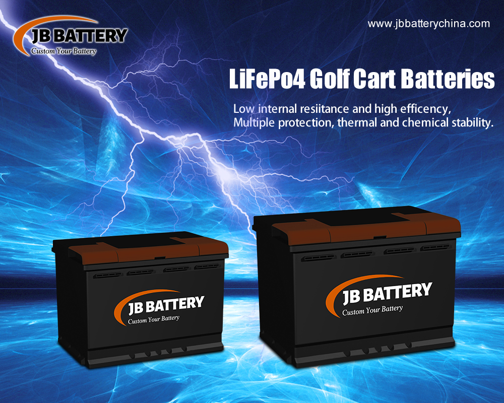 China LifePO4 Golf Cart Battery Pack Manufacturer (8)