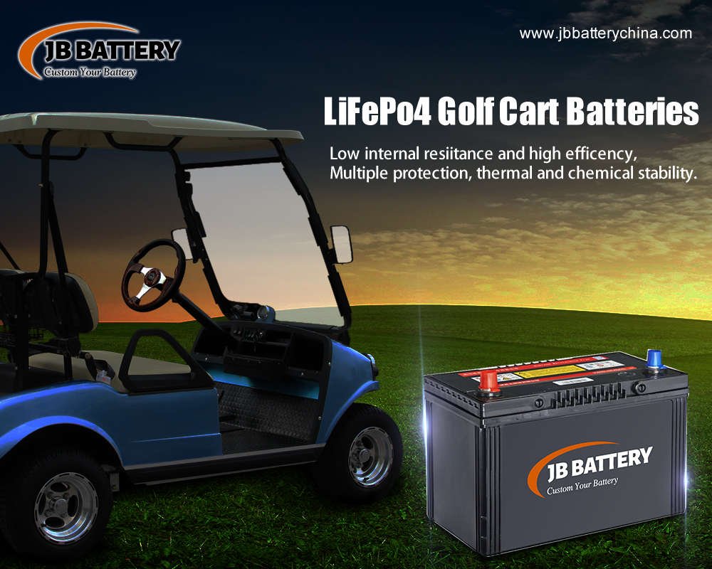 Can A 36v 100ah Lithium Ion Golf Cart Battery Pack Last Up To 7Years?