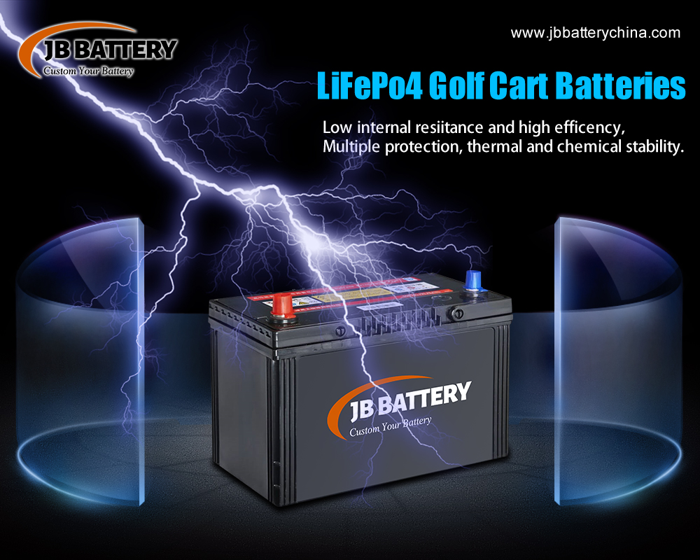 China LifePO4 Golf Cart Battery Pack Manufacturer (29)