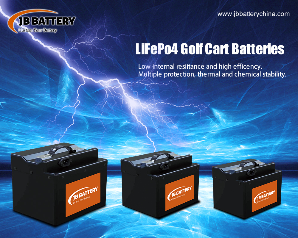 China LifePO4 Golf Cart Battery Pack Manufacturer (2)