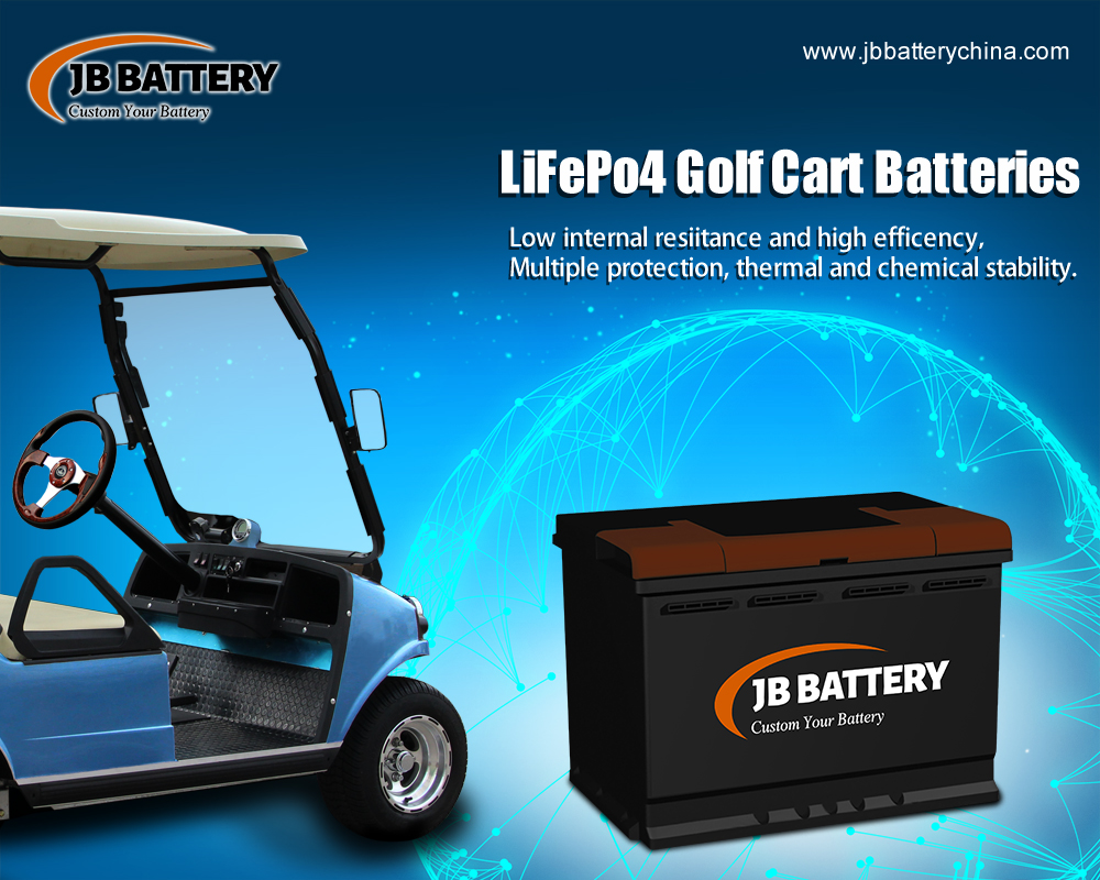 Why Is My 48v 100ah LifePO4 Golf Cart Battery Pack Too Hot?