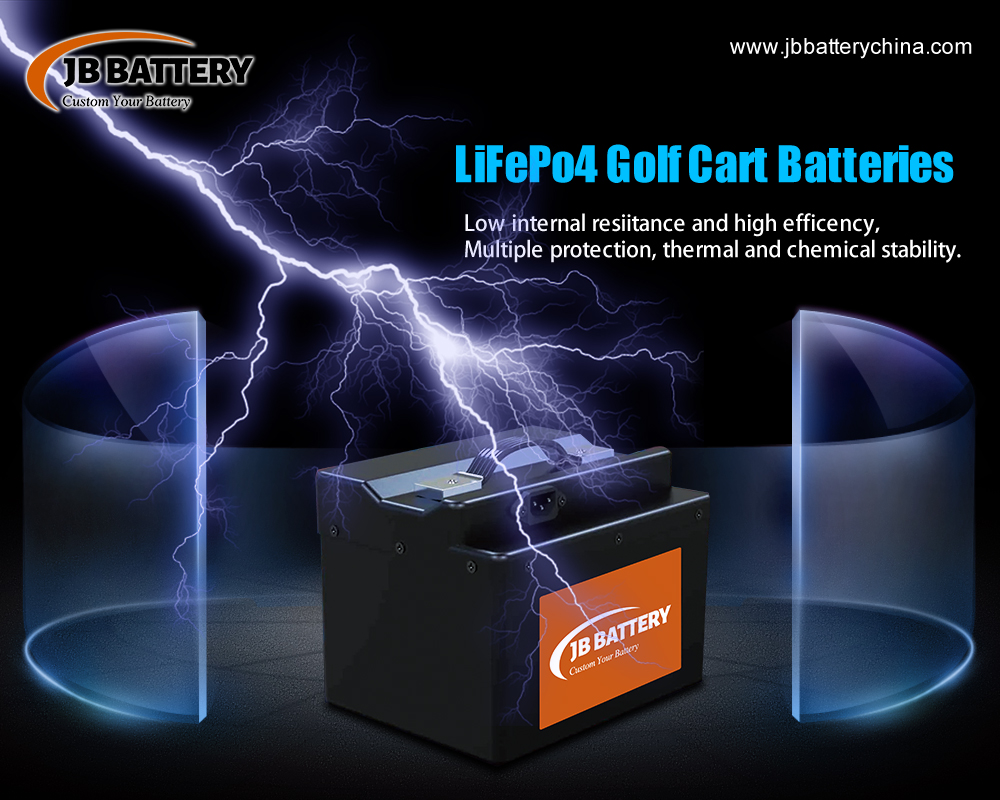 How Long Does A Lithium Ion Golf Cart Battery Pack Last?