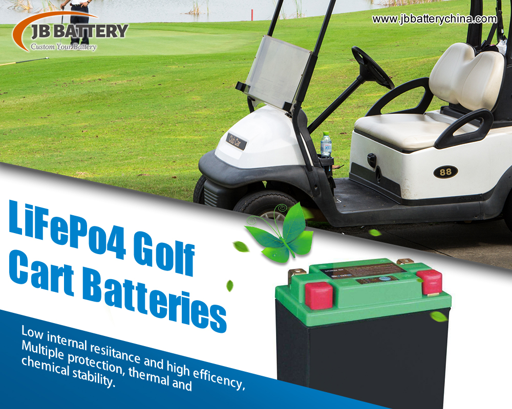 48V 200AH Lithium Ion VS Lead-Acid Golf Cart Batteries Packs - Which Is More Dangerous?