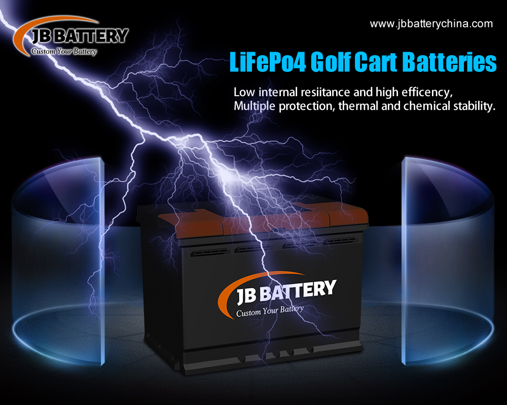 China LifePO4 Golf Cart Battery Pack Manufacturer (28)