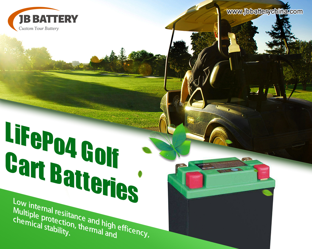 How Can I Make A 48v 50ah Golf Cart Lithium Ion Battery To Last Longer?