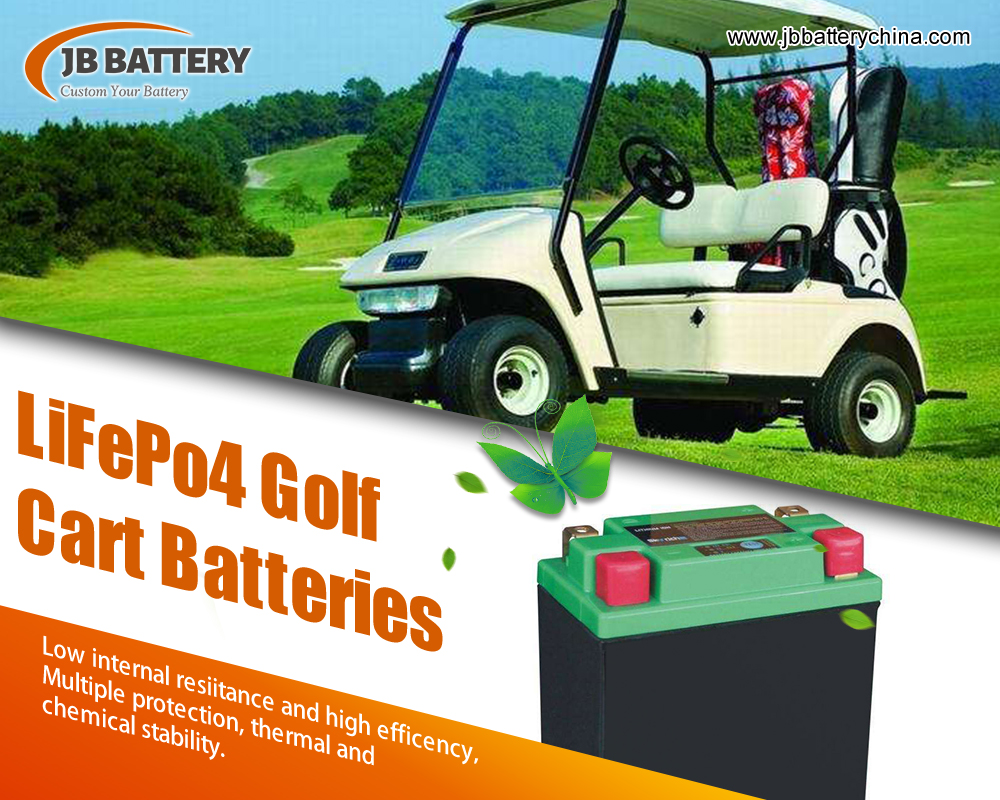 Understanding 48v golf cart battery pack options